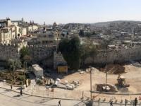 2019 11 27 Jerusalem Blick vom deutschen Paulushaus