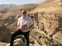 2019 11 25 Wadi Kelt mit Georgskloster FC Bayern Magazin