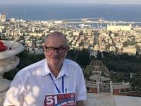 2019 11 28 Haifa mit Blick auf die Bahai Gärten FC Bayern Magazin