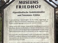 Beschreibung des Museumsfriedhofes