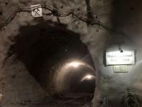 Haupttunnel Ost Richtung Süd