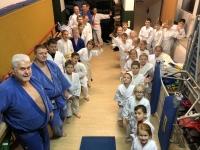 Judoabteilung ist die erste Gruppe