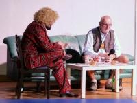 Thomas Gottschalk mit Obmann Gerald Stutz