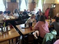 Mittagessen im Gasthof Neuwirt Garching bei München