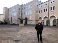 Innenhof Landhaus Chiemseehof