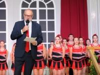 Eröffnung durch Obmann Gerald Stutz