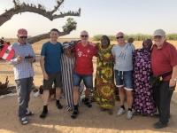 2020 02 11 Verkäuferinnen beim Baobab Spinnenbaum