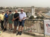 2020 02 14 Dakar oberhalb der Göttlichkeit Moschee