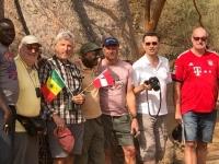 2020 02 15 Naturreservat Bandia mit RL Amadu und Lamin