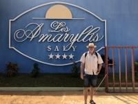 2020 02 11 Eingang Hotel Les Amaryllis