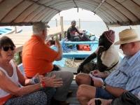 2020 02 12 Bootfahrt im  Nationalpark Delta du Saloum