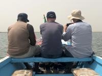 2020 02 12 Bootsfahrt auf die Insel Mar Lody