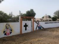 2020 02 12 Nianing katholischer Friedhof