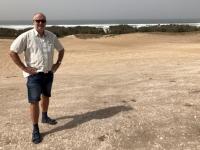 2020 02 13 Letzte Etappe der Rallye Dakar mit Blick auf den Atlantik
