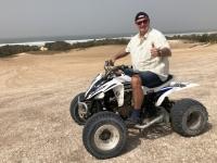 2020 02 13 Letzte Etappe der Rallye Dakar_Quad nur für Foto