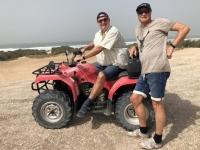 2020 02 13 Letzte Etappe der Rallye Dakar_Quad ohne uns nur fürs Foto