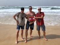 2020 02 13 Letzte Etappe der Rallye Dakar_Raiffeisenkollegen im Atlantik