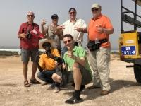 2020 02 13 Letzte Etappe der Rallye Dakar_Sanddünen mit Atlantik
