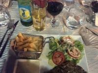 2020 02 13 Steak im Restaurant La Riviera