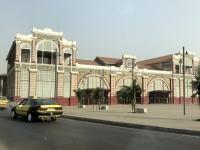 2020 02 14 Dakar Bahnhof
