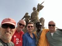 2020 02 14 Dakar Denkmal