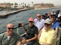 2020 02 14 Insel Goree Rückfahrt nach Dakar