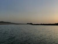 2020 02 11 Sonnenuntergang Lagune