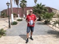 2020 02 14 Insel Goree Festung Estre FC Bayern München