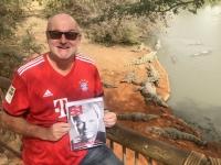 2020 02 15 Naturreservat Bandia Krokodile FC Bayern München