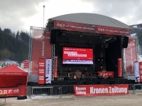 Grosse ORF OÖ Bühne