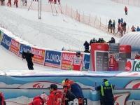 Vincent Kriechmayr nach dem Slalom