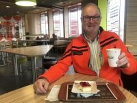 2020 03 03 Kaffee und Kuchen bei McDonalds in Mitrovice