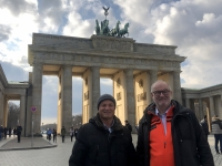 2020 03 04 Brandenburger Tor mit Eric
