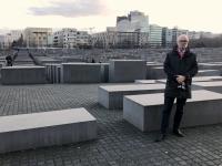 2020 03 04 Denkmal der europäischen Juden