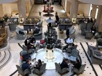 2020 03 04 Hotel Adlon neue Lobby