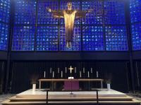 2020 03 04 Kaiser Wilhelm Gedächtniskirche Altar
