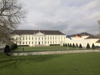 2020 03 04 Schloss Belevue Sitz des Bundespräsidenten