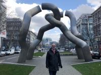 2020 03 04 Skulptur am Kurfürstendamm