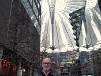 2020 03 04 Sony Center am Potsdamer Platz mit Kuppel