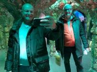 2020 03 06 Sealife Aquarium Spiegelraum
