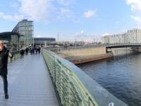 2020 03 04 Brücke zum Hauptbahnhof