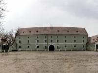 2020 03 07 Nationalgestüt Kladruby Innenhof