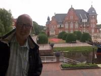2020 07 04 Papenburg Blick vom Hotel zum Rathaus