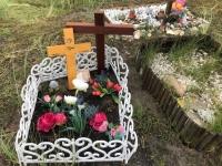 2020 07 06 Norderney Haustierfriedhof Grabstätte