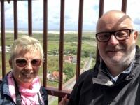 2020 07 06 Norderney Leuchtturm nach 252 Stufen