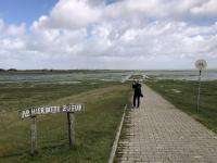 2020 07 06 Norderney Ostheller Dünenwanderung bis zum Ende