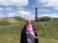 2020 07 06 Norderney Ostheller Dünenwanderung  mit Leuchtturm