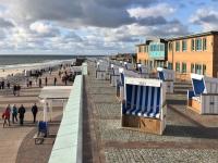 2020 07 08 Westerland auf Sylt Strandkorballee