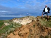 2020 07 09 Morsum sehr steiles Cliff