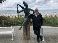 2020 07 10 Timmendorfer Strand Statue die Badende
